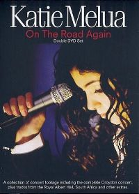 Cover Katie Melua - On The Road Again [DVD]